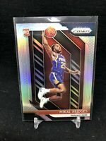 2018-19 Panini Prizm Basketball Silver MIKAL BRIDGES RC #289 Suns Rookie Y27