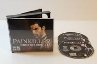 Painkiller: Heaven's Got a Hitman PC CD-Rom 2004 windows first person shooter