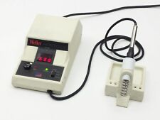 WELLER MT1000 MICROTOUCH SOLDERING IRON STATION W/ TIP+IRON STAND MT-1000 120V