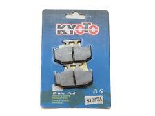Kyoto Brake Pads Rear For Suzuki DR 350 S 4 Bolt Front Disc/Kick Start 1990-1993