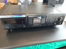 More details for sony stereo cassette deck tc-ke240