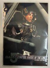 Babylon 5 Micael O'Hare Hand Signed 1995 Fleer Trading Card #96