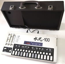 SUIKO-100 KOTO SYNTH Japanese traditional sounds & exotic percussions RARE!