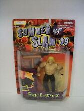 WWF WWE WRESTLING SUMMER SLAM '99 FULLY LOADED 2 TEST Action Figure