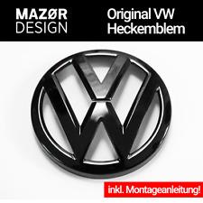 VW Passat B8 3G Heck Emblem Schwarz Black Hinten Zeichen Logo R-Line 4Motion