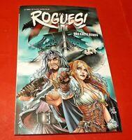 Rogues ! Nr.2 Das kalte Schiff Panini Comics ungelesen
