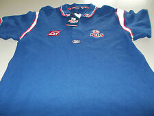 QUEENSLAND REDS - OFFICIAL COACHES POLO SHIRT - XS WITH TAGS-SEE DESC FOR SIZING