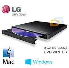 Lg Masterizzatore DVD esterno Gp50nb40 Nero B0242297