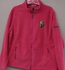 Vegas Golden Knights Embroidered Ladies Womens Fleece Jacket XS-4XL New