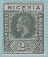Nigeria 3 Mint Hinged OG * - No Faults Very Fine!!!