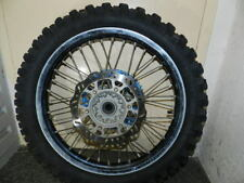 ROUE ARRIERE POUR YAMAHA 250 YZF 2012