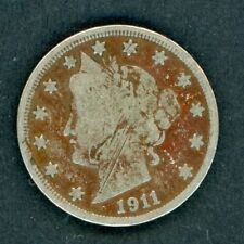 1911 US 5 cents Liberty Nickel