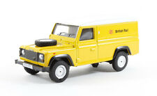 Oxford Die Cast 1:76 Scale Land Rover Defender British Rail (76DEF007) BRAND NEW