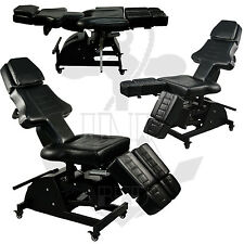 InkBed Electric Client Tattoo Massage Bed Chair Table Ink Bed Studio Equipment