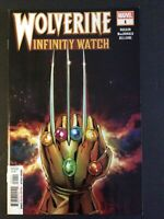 Wolverine and the Infinity Watch 1-5 Complete Set