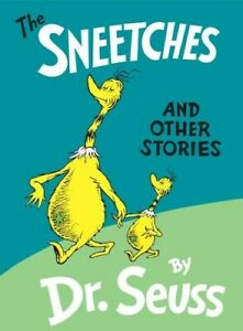 Sneetches And Other Stories (Dr. Seuss, Cat in the Hat) [New Book] Hardcover,