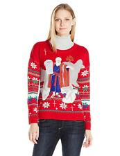 BNWT Women's S Naughty List Ugly Christmas Holiday Sweater