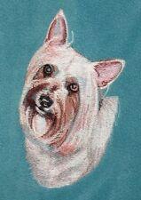 Embroidered Ladies Fleece Jacket - Silky Terrier BT3981  Sizes S - XXL