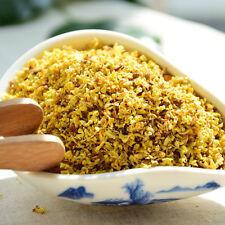 50g Organic Golden Sweet Osmanthus Fragrans Dried Chinese Herbal Flower I @