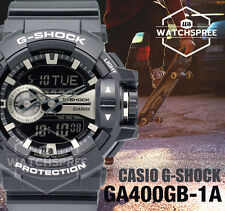 Casio G-Shock Hiphop Bboy Fashion Motif Series Watch GA400GB-1A AU FAST & FREE*