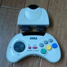 Sega Saturn Dragon WIRELESS CONTROLLER WITH RECEIVER SS JPN Import USED Tested