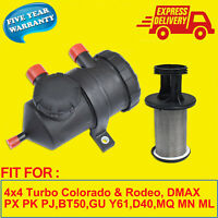 Oil Catch Can Separator Filter for 4WD Turbo Model BT50 D40 GU ZD30 MN ML MQ PK