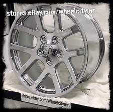 20 x9 inch chrome Dodge Ram 1500 Viper SRT 10 OE replica wheels Dakota 5x5.5 NEW