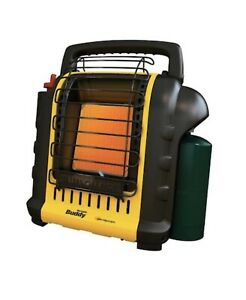 Mr. Heater, 9000-BTU Portable Radiant Propane Heater Indoor Outdoor Camping Deck