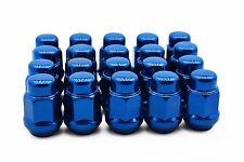 20pc Blue Bulge Acorn Lug Nuts M12x1.5