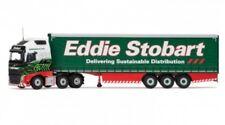 Corgi Camion 1/50 Cc16002 VOLVO FH Curtainside Trailer Eddie Stobart - 60th a