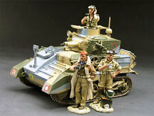 King & Country EA016 NEW from dealer, NEVER OPENED, Mint in Box!
