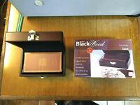 Coffret Jeu de tarot luxe 78 cartes Qualité Premium et Coffret en bois noir