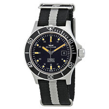 Glycine Combat Sub Automatic Black Dial Mens Watch GL0083