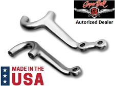 Super Bell Forged Dropped Steering Arm Set for 1935-1948 Ford Car