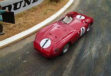 Probuild GTM 1/32 slot car Vintage 1950'S RTR- MASERATI 300s AS RESTORED #1  M/B