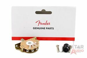 Genuine Fender Strat/Stratocaster Tele/Telecaster 3-Way Pickup Selector Switch