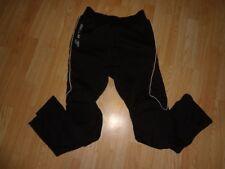 Men's Sells L Padded Goalkeeper Pants Black See Measure Soccer Football Hockey