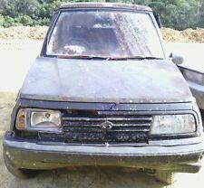 Wrecking only 88 Suzuki vitara 2D