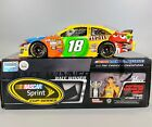 Kyle Busch #18 Atlanta Raced Win/ M&M's 2013 NASCAR Lionel 1:24 DieCast 1 of 701