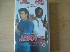 Unrated Edition Action & Adventure Crime VHS Films