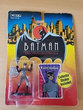 "ERTL 3"" BATMAN & ROBIN THE ANIMATED SERIES DIE-CAST FIGURE Catwoman"