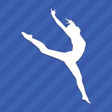Dancer Vinyl Decal Sticker