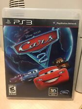 Cars 2:  The Video Game PS3 (Sony PlayStation 3, 2011) Complete FAST Shipping!!
