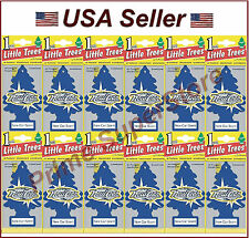 Lot Of New 12 Pack Little Trees Air Freshener New Car Scent for Home Auto/Car