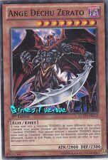 Yu-Gi-Oh ! Carte Ange Déchu Zerato LCYW-FR212