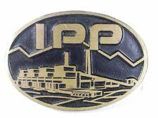 Ipp Intermountain Power Project Latón Hebilla de Cinturón de Dyna Hebilla 4116