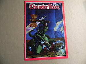 Thunder Mace #2 (RAK Graphics 1986) Free Domestic Shipping