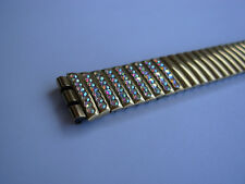 SWATCH STRAP x HOLLYWOOD DREAM SPECIAL - GZ116 - 1990 - NEW band swarovski