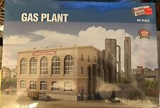 """Walthers Cornerstone #933-2905 """"Gas Plant"""" HO scale Plastic Kit"""