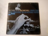 Blue Mitchell – The Thing To Do - Vinyl LP 1965